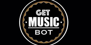 "Musical Telegram Bot ""Get Music Bot"""
