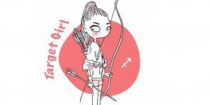 картинка Target Girl